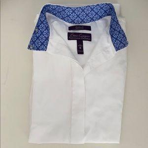 NWOT Essex Classics Equestrian Show Shirt Size 18